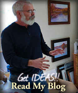 Get IDEAS!! Read My Blog.